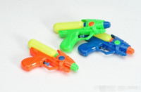 Wholesale Classic Pistols - Children's new plastic toy gun The sand drift water pistol Water pistol Aircraft Modle Model Toys 5pcs