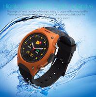 Wholesale Watch Phones Sale - Hot sale Bluetooth 4.0 Waterproof IP57 Smart Watch Q8 MTK2502C Heart Rate Smartwatches for Apple Android phone PK GT08 U8 DZ09 Watch