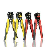 cortador de herramienta eléctrica al por mayor-Crazy Power Tool 3 en 1 Cable Automático Pelacables Alicates de engarce Autoajustable Crimper Terminal Cutter Tool ZJ0127
