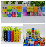 Wholesale Custom Tanks - Personalized silicone vape band with many patterns 22*12*2mm non-skid vape rings Custom Brand Logo ecig accessories for tank mech mod