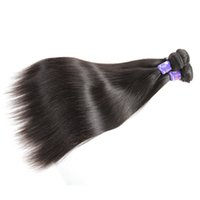 Unprocessed Raw Temple Indian Virgin Silky Straight Hair 4x4 Lace Frontal Clousre с 3 штуками Цветки 1B Natural Бесплатная доставка 8A