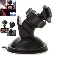 Wholesale Suction Mounted Video - Mini Camera Suction Mount for Dashcam car Camera stand DVR Video Recorder G1W, G1WH, G1WC, G1W-B, LS330W, LS400W,GT300W