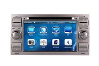 Wholesale Gps Satnav - 2Din Car DVD Player for Ford Focus Mondeo S-Max Connect with GPS Navigation Radio Bluetooth USB SD AUX Map Auto Audio Video SatNav