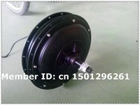 Wholesale Electric Bicycle Motor 48v - New Design 48V 500W Brushless Gearless DC Hub Motor for Electric Bicycle