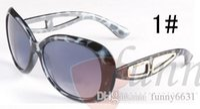 Wholesale Cycle Prints - summer woman fashion adumbral sunglasses Men cycling Sun glasses ladies driving beach Leopard print Sun glasses 3colors AA goggle free ship