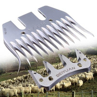 oster clipper blades - Curly Horse Sheep Curling Cutter Tooth Blades For GTS Oster Shear Master Heiniger Sheep Clipper
