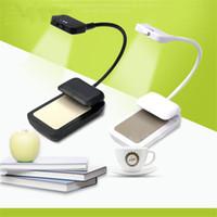 kitap okuyucu ışıkları toptan satış-Yeni Kindle 3 LED Işık Klipsli Ebook Okuma Lambası Booklight Kitap Okuyucu Mini Esnek Parlak Masa 918