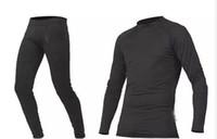 ingrosso vestito nero da corsa del motociclo-Nuovo 2017 Racing Classic Motocross Suit moto jersey moto abbigliamento maglione tuta set Split undershirt imposta nero spedizione gratuita