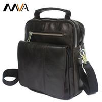 men s leather handbags NZ - Nice- Designer Small Men Bags Mens Mini Bags For Travel Small Genuine Leather Bag Leather Shoulder Crossbody Bag Man Men Handbags
