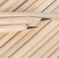 kurşun kalem eko toptan satış-En İyi Kalite 50 adet HB Kalem Okul Için toksik Olmayan Çevre Dostu Standart Profesyonel Ofis Kalemler Doğal Ahşap lapiz