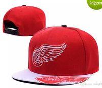 Wholesale Ducks Snapback - 2017 NHL Mighty Hockey Bones Snapback Hats Anaheim Ducks bone cap Flat Cheap Fashion nhl Hats for men women sports baseball caps Casquette
