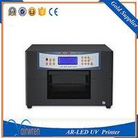 Wholesale Mini Usb Printers - 2016 new CE certification digital jigsaw puzzle printing machine flatbed mini uv printer for AR-LED mini6