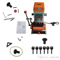 lasermaschine beste preise großhandel-Beste Preis Laser Defu Cutter Schlüsselschneidemaschine 368a Mit Vollen Satz Schneider Werkzeuge Teile
