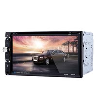 Auto Dvd Bluetooth Mp3 Kamera Kaufen -F6065B 6,95 zoll 2-DIN Automobil Audio Stereo Auto DVD-Player Touchscreen Bluetooth Video mit Kamera Fernbedienung 194919201