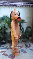 Wholesale New Pluto Mascot Costume - New Big pluto dog cartoon mascot costume party mascot Dress Free Shipping