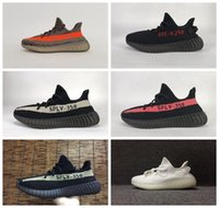 Wholesale Sale Sports Womens - Boost 350 V2 Zebra Beluga Oreo Sply 350 Bred Cream White Mens Womens Running Shoes Sport Kanye West 350 V2 Boost For Sale