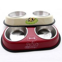 large dog bowls large dog supplies bowl pet supplies small large size durable easy washing - Dog Bowls