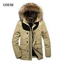 Wholesale Men Winter Long Work Coats - Wholesale- top quality Men's Thicken Winter Corduroy Patch-work Cotton-padded Coat, Casual Warm manCotton Coat, man winter coat 13401