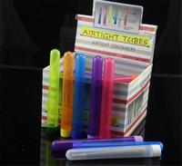 kağıt depolama için kutular toptan satış-48 adet / kutu Iki Boyutu (115mm / 135mm) Doob Tüpler Sigara Depolama Konileri Ambalaj için Haddeleme Kağıt Koni Tüpü Tüp Kutu ...