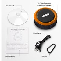 Wholesale Mp3 Player Drivers - Best Sound Quality Bluetooth Player Outdoor use 3W strong driver Music Bluetooth Speaker Travel Speakers Long battery life