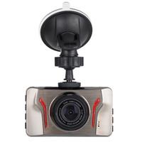 Wholesale Dvr Inch - New 3.0 Inch CAR DVR CAMERA T611 Full HD1080P Car Video Recorder Dash Cam G-sensor Night Vision Car Camera