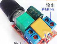 Super Mini Accurate Precision DC Motor, PWM Regler Von 3V -35V 6V 12V 24V Speed ​​Control Schalter LED Dimmer Einstellbar 5A