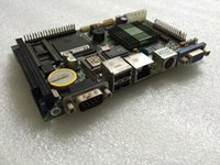 ingrosso schede madri industriali-Per scheda Original IPC 3.5 per scheda madre EVOC EC3-1541CLDNA B2 PC / 104 PC104 SBC Fanless Industrial con CPU RAM