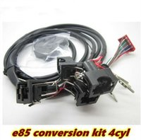 Wholesale Fuel Saver Cars - free shipping E85 conversion kit 4cyl with Cold Start Asst. biofuel e85, ethanol car, bioethanol converter ANN