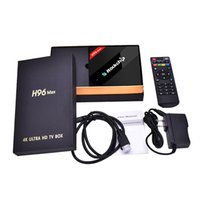 H96 Max 4GB / 32GB Rockchip RK3399 Six Core Android TV Box Dual WiFi H.265 USB3.0 Tipo-c Media Player 0804012
