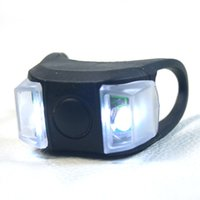 cochecitos de luz bebé al por mayor-Los cochecitos OutdoBaby Safe Care noche recuerdan las luces Alerta de seguridad Cochecito de bebé luz Impermeable LED Flash Lámpara de precaución