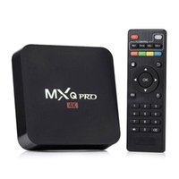 RK3229 MXQ Pro 4K Ultimate HD 16.1 Android 5.1 scatola astuta completamente carica 1gb 8gb Quad Core 2.0GHz Decodifica hardware WIFI Miracast