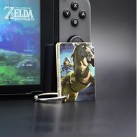 Wholesale Nfc Tags Key - 18pcs pack Mini Amiibo NFC TAG Cards The Legend of Zelda Series Card Set with Key Ring