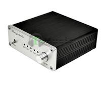 decodificador óptico usb venda por atacado-Freeshipping Recomendar - TOP DAC AK4490 + AK4118 + XMOS USB DAC Decoder Suporte Coaxial / Óptica / USB Entrada W / DC12V fonte de alimentação