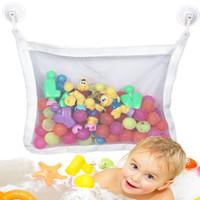 Wholesale Toy Hammocks Wholesale - Bath Time Toy Hammock Baby Toddler Child Toys Stuff Storage Net Organiser