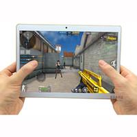 планшетный четырехъядерный 16gb bluetooth оптовых-Wholesale- New Android Tablet 3G Metal Case 1280*800 IPS Quad Core RAM 2GB ROM 16GB 2MP GPS Bluetooth Wifi Dual SIM Phablet