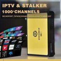 Wholesale Spain Usb - Hotting DVB-S2 HD M3s Satellite Receiver Hi3716 MV330 Support Stalker IPTV IKS USB WIFI HD Europe Arabic Spain Turkish Canalsat