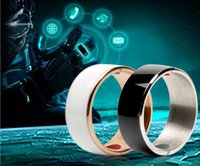 Hot Smart Bluetooth Anello di memoria sicuro Smart Ring NFC Cellulari Accessori Tecnologia indossabile e Gear R3F Smart Shopping online