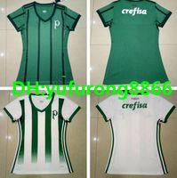 Wholesale Women S Jean Shirts - Thai quality 17 18 women Palmeiras SOCCER JERSEY HOME GREEN DUDO G.JESUS JEAN ALECSANDRO Palmeiras ALLIONE CLEITON XAVIER football SHIRTS