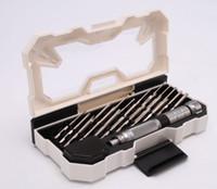 Wholesale bits pieces online - Nanch piece magnetic screwdriver bit set phone repair kits