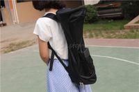 naylon taşıma çantası toptan satış-2 tekerlekli kendinden dengeli sırt çantası çantası naylon kumaş e scooter taşıma çantası arka paketi su geçirmez çanta çantaları için 6,5 inç 8 inç 10 inç