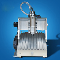 pcb cnc makinesi toptan satış-3 eksen mini diy cnc oyma makinesi, PCB Freze oyma makinesiCNC 3040 Vidalı Router Oyma Sondaj ve Freze Makinesi