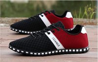 Wholesale W C Cover - 2017 New Fashion Casual Shoes Breathable Mesh Flats Small Round Rubber Sole Platform Slip-on Shoes AX6