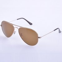 Wholesale Leather Glasses Cases For Men - polarized 58mm 62mm sunglasses for men 2017 brand designer sun glasses uneix sunglasses metal frame with original box and leather case free