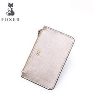 Wholesale Ladies Cluth Wallet - Fashion Small Ladies Purse Femme Cluth Bags Leather Wallet For Women AVY