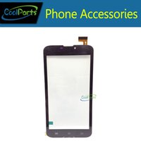 Wholesale Iphone Fpc - Wholesale- 1PC  Lot Black and White Color 6'' For FPC-60B2-V02 Touch Screen Digitizer Glass Panel Free Shipping