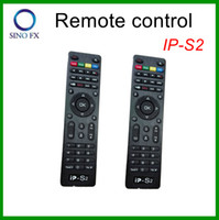 Wholesale Ip Receivers - IP-S2 remote control for ips2 dvb-s2 receiver