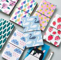Wholesale Girls Journal - Wholesale- 1pcs set Mini Kawaii Journal Diary Soft Copybook Daily Memo Organizer Book Planner Cute Notebook Girls Gifts Stationery Office