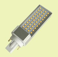 ingrosso bulbo plc-Il trasporto Libero 100 pz / lotto 9 W E27 / G23 / G24 (pin, pin) LED PL luce Epistar SMD2835 led interni utilizzando lampada lampadina commerciale PLC