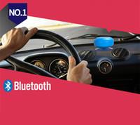 Wholesale Mini Speakers Cars Wholesale - 2017 mini IPX4 Bluetooth speakers Shower Car Portable Waterproof Wireless Bluetooth Speaker Handsfreee Receive Call with retail box