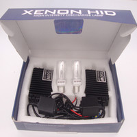 Wholesale xenon bulb ballast - 150W HID Xenon Kit Headlight Conversion Light with 150W Ballast Car headlamp Bulb Lamp H1 H4 H7 H11 9005 4300K 6000K 8000K 1000K
